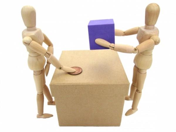 クレジットカード現金化の商品買取方式のイメージ