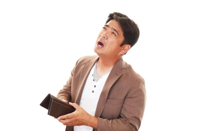 ショッピング枠現金化の危険性