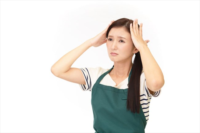 専業主婦の体験談