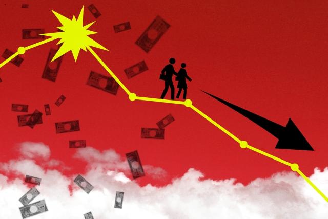クレジットカード現金化の危険性
