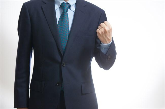 営業職として初就職した人のイメージ